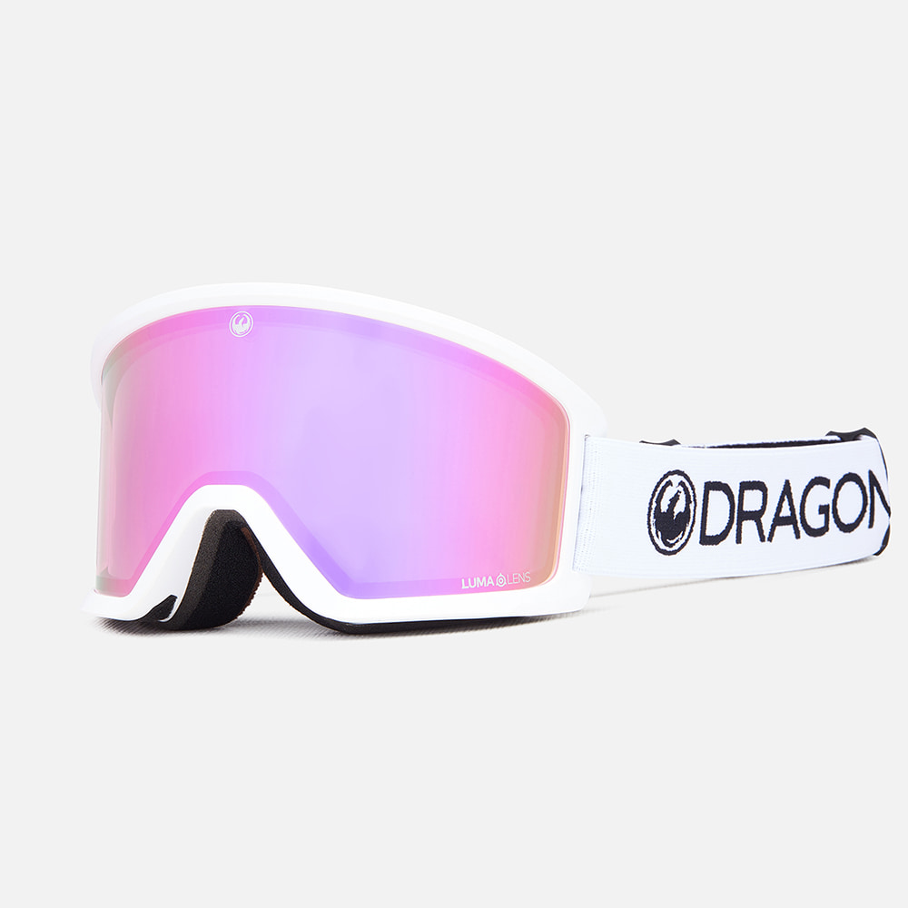 1920 DRAGON DX3 WHITE/PINK 드래곤 고글