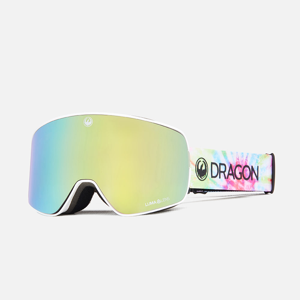 1920 DRAGON NFX2 TIEDYE+CL 드래곤 고글
