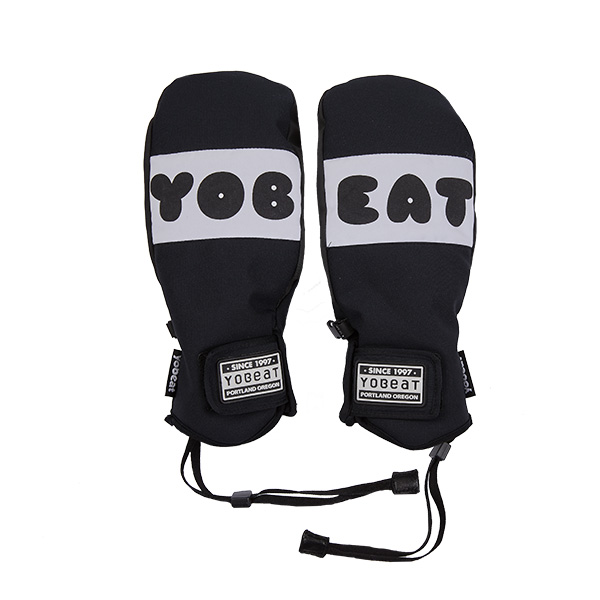 1920 YOBEAT WISE GLOVES BLACK 요비트 장갑
