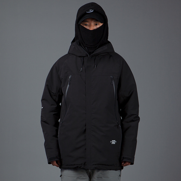 1920 BOUND ELEMENT JACKET BLACK 바운드 보드복