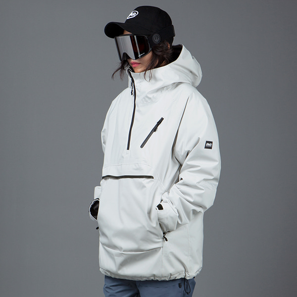 1920 BOUND PURE ANORAK JACKET CLOUD 바운드 보드복