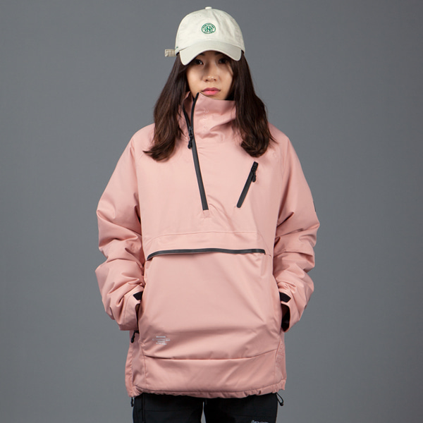 1920 BOUND PURE ANORAK JACKET INDY PINK 바운드 보드복