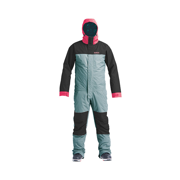 2021 GLACIER Insulated Freedom Suit-Storm 에어블라스터 프리덤수트