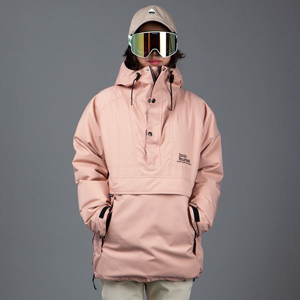 1920 BOUND COZY ANORAK DOWN JACKET INDY PINK 바운드 보드복